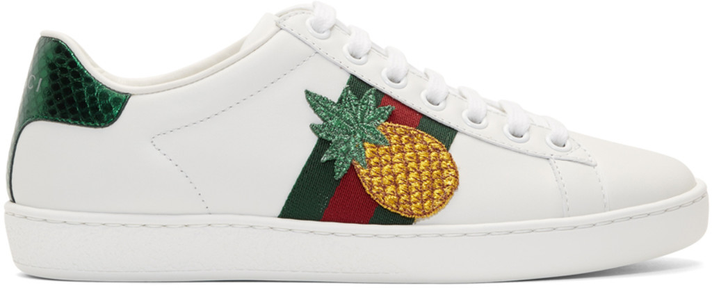 Gucci sneakers for Women   SSENSE 0d1d378e2932