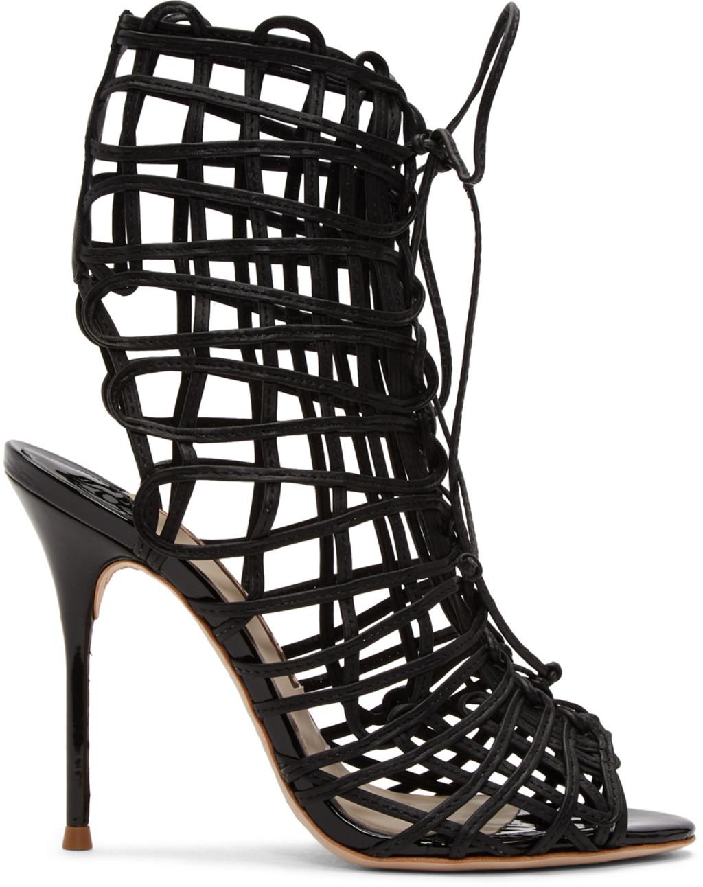 5916aee4cf976f ... Sophia Webster shoes for Women SSENSE great fit 32a1a e8ea8  Black ...