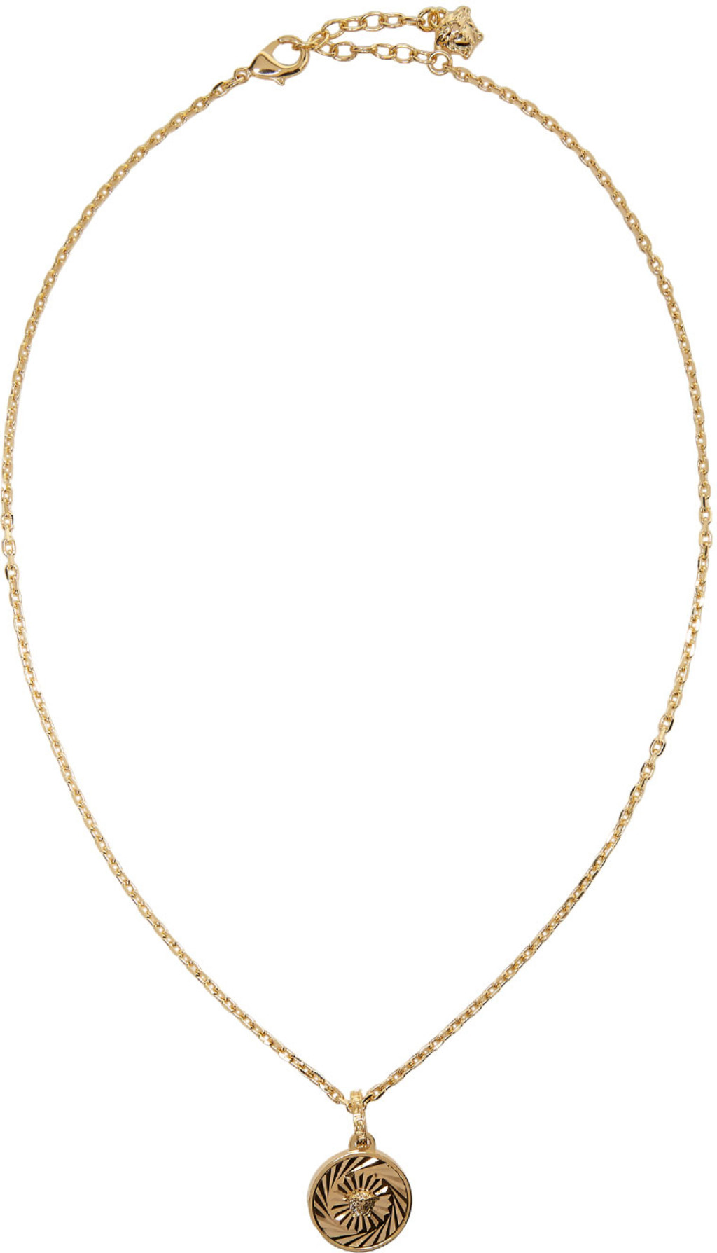 tr apc tone c a necklace p gold mael s bien