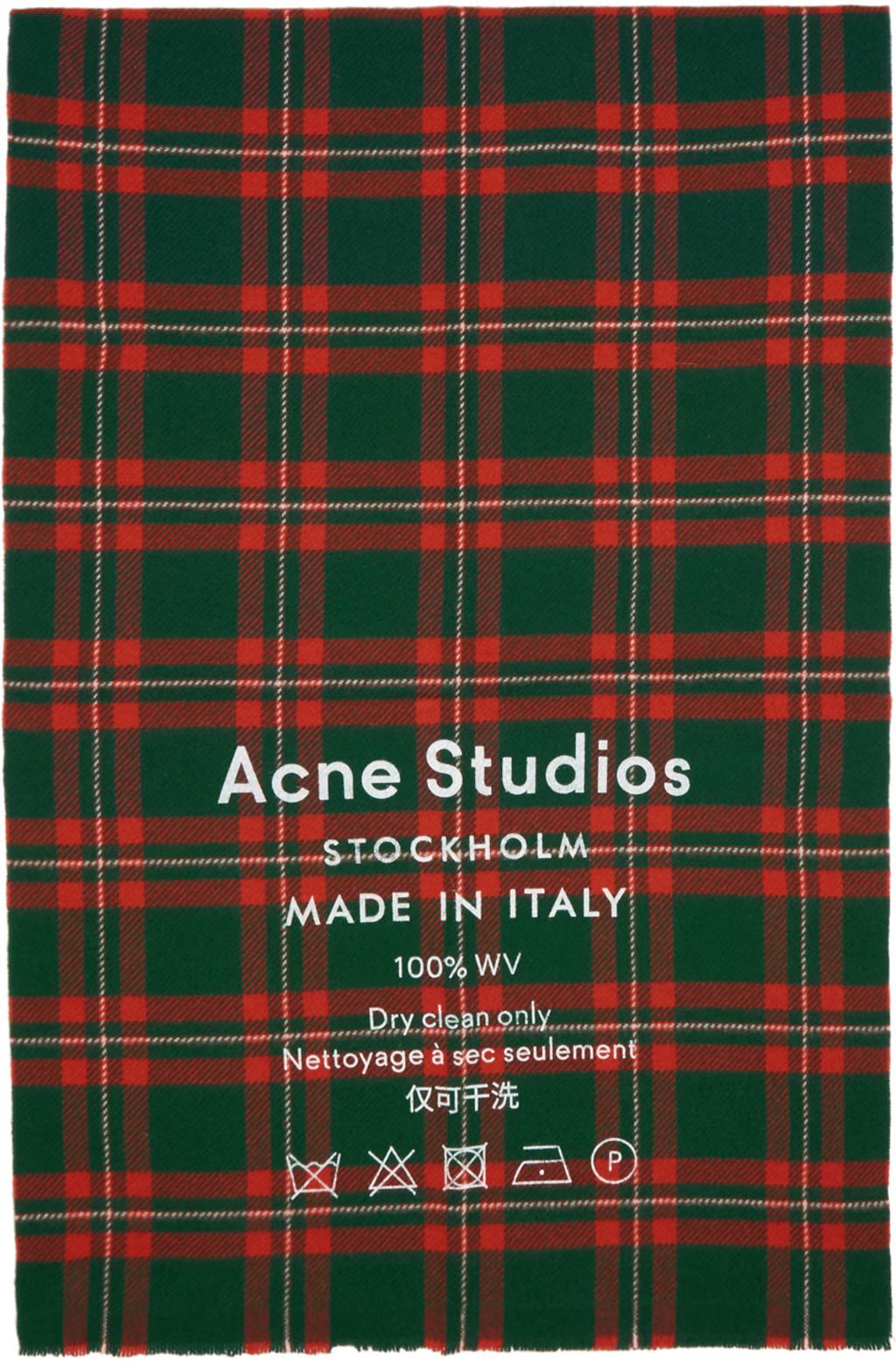 5660044d3b21 Acne Studios Collection pour Hommes   SSENSE Canada
