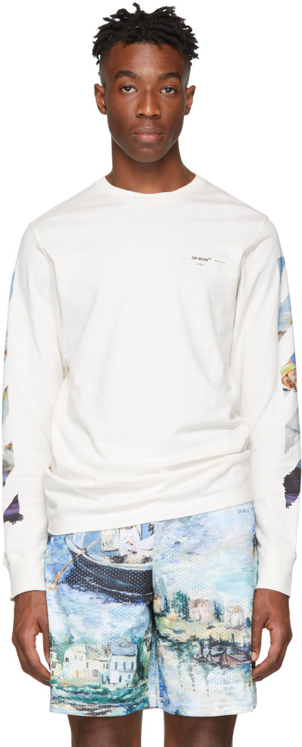 578273c24b7f Best Cheap Off White Galaxy Brushed Hoodie For Sale — RepFashions. Product  image. QUICK VIEW. Off-White. Jaywalker Graphic Skull Print T Shirt ...