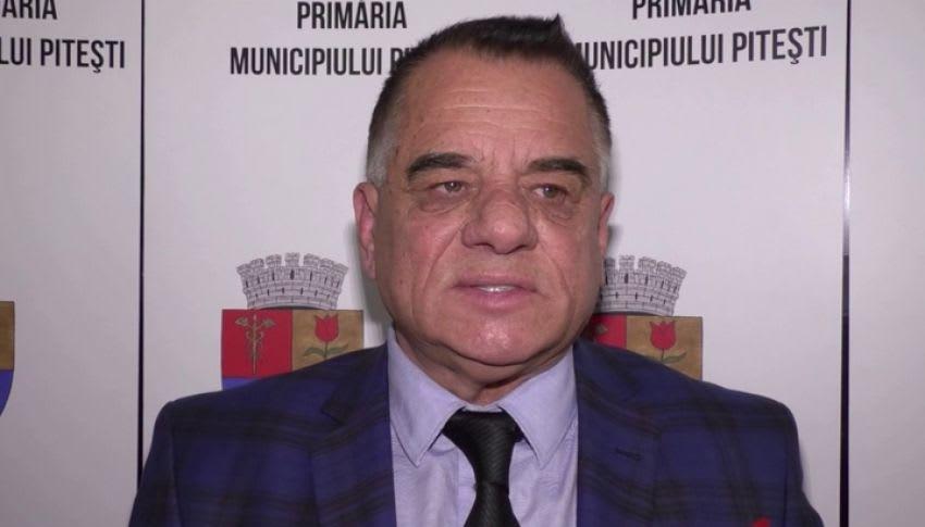 Demiterea lui Cornel Ionică
