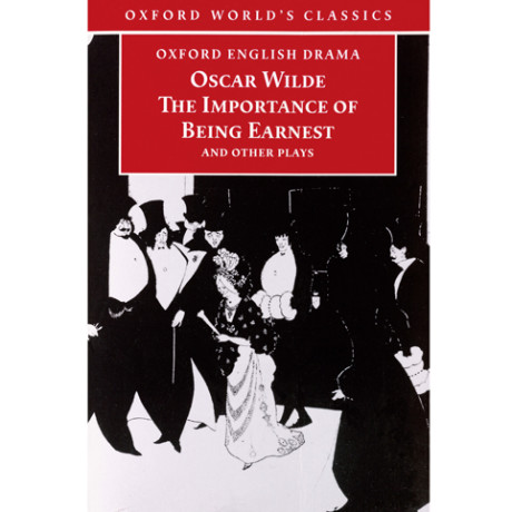 the importance of being earnest book report The importance of being earnest: oscar wilde: 9780486264783: books -  amazonca.