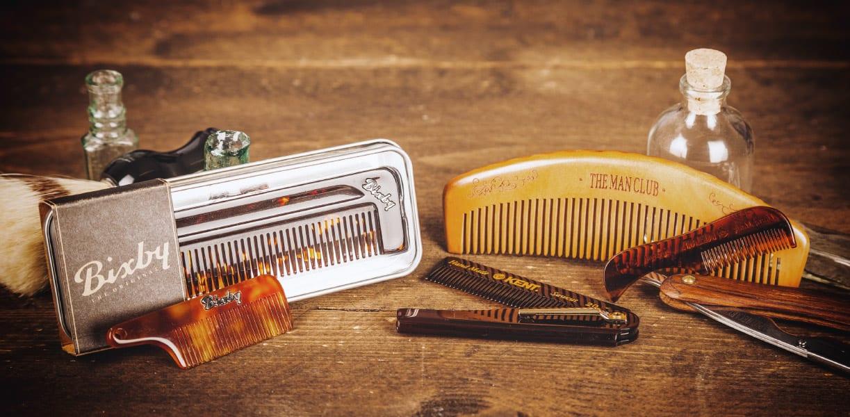 Kent Combs Moustache Comb