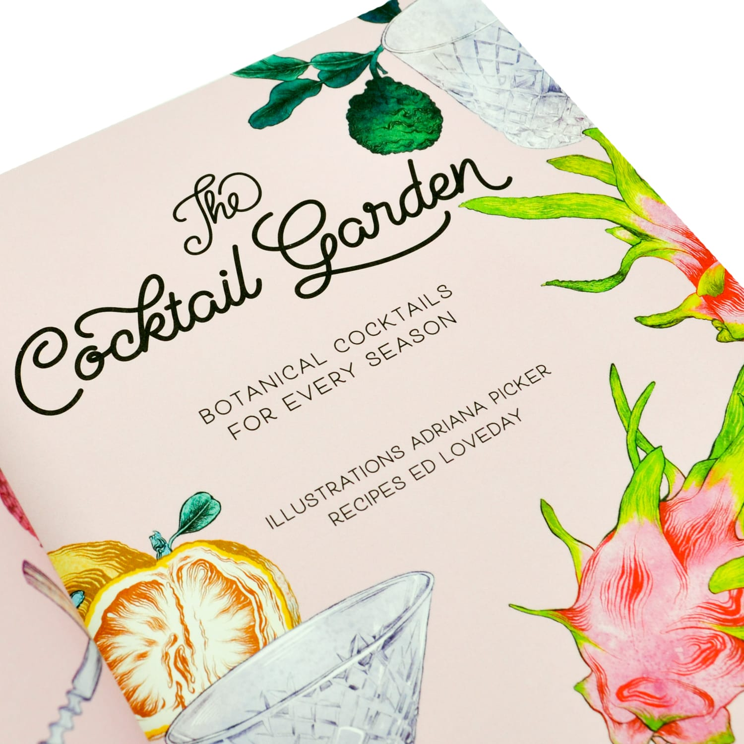 Hardie Grant Books The Cocktail Garden