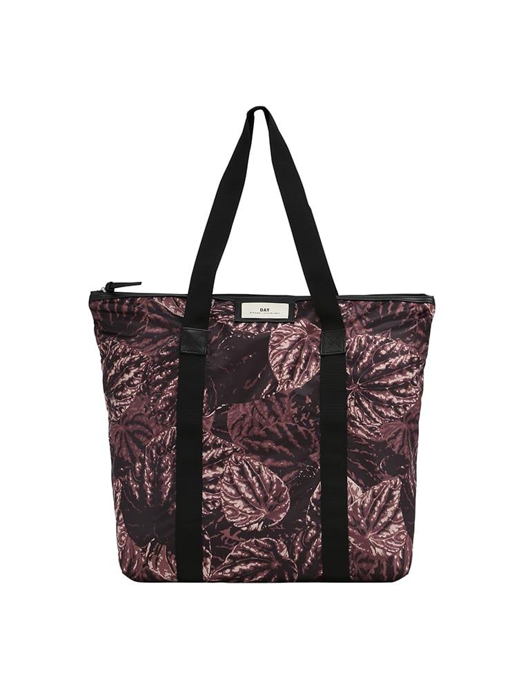 9af9ff9ae5b8 Trouva  Gweneth Foliole Bag With Palm Prints