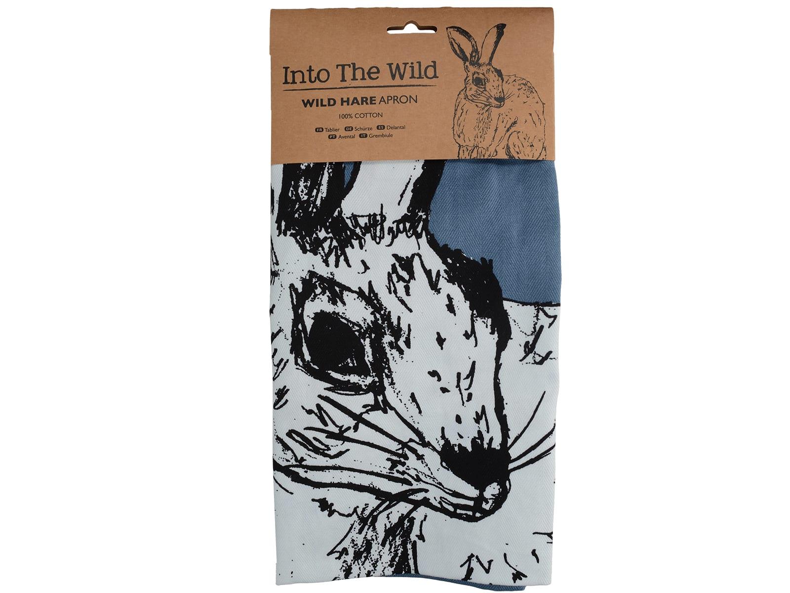 Creative tops Hare Into The Wild Apron