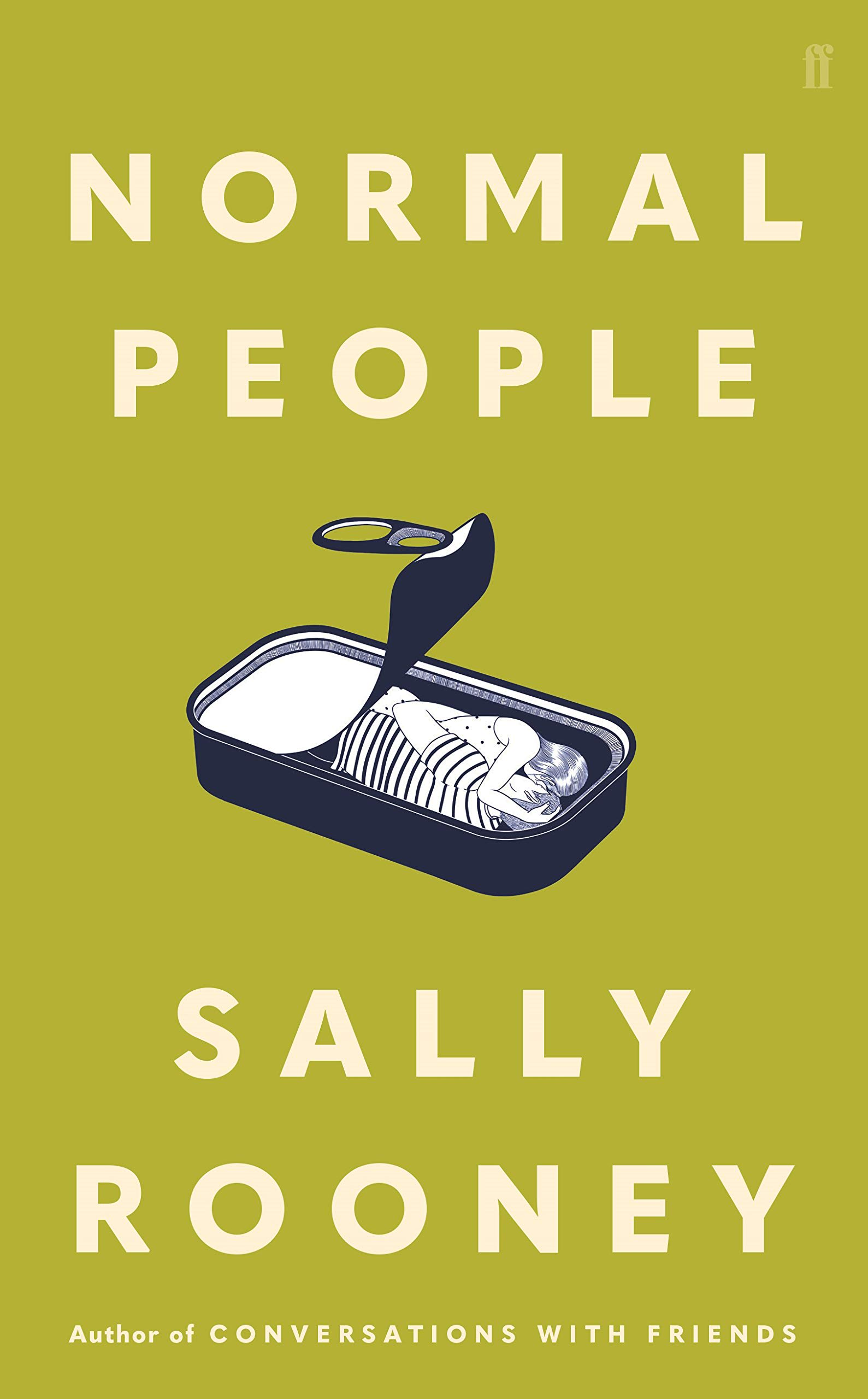 80f49f95d5 Sally Rooney Normal People   longlisted for the Man Booker Prize 2018