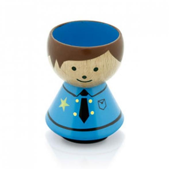 Lucie Kaas Boy Egg Cup