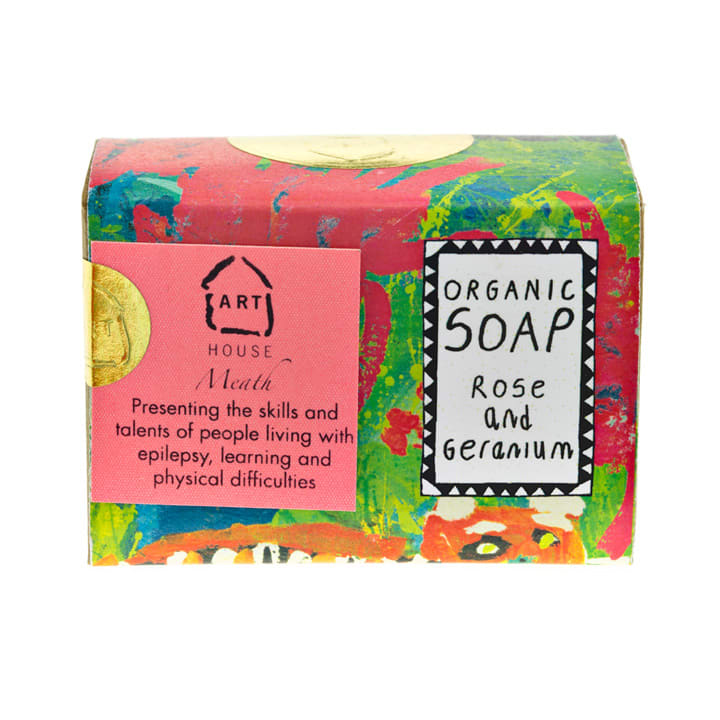 ARTHOUSE Unlimited Tiger Power Organic Soap