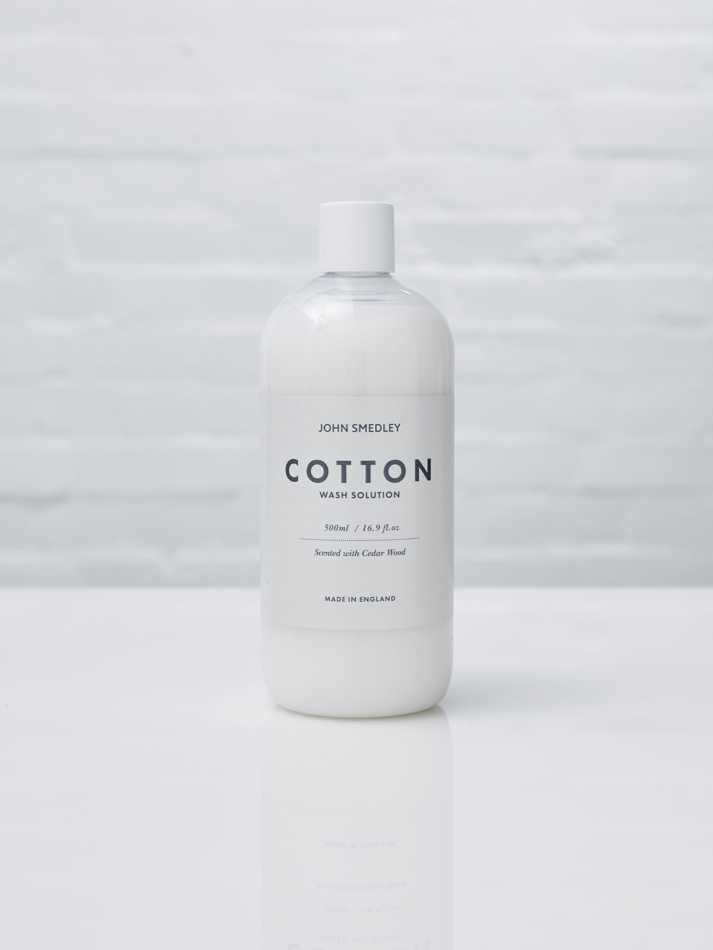 John Smedley Cotton Wash Solution