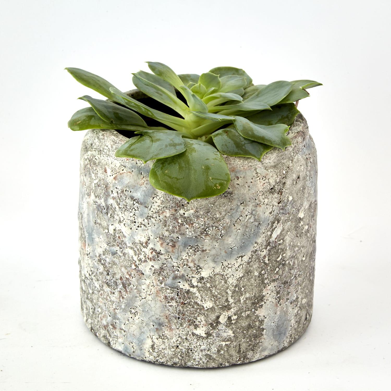 Garden Trading Glazed Ceramic Plant Pot