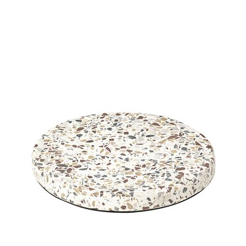 Terrazzo Candle Plate Or Coaster