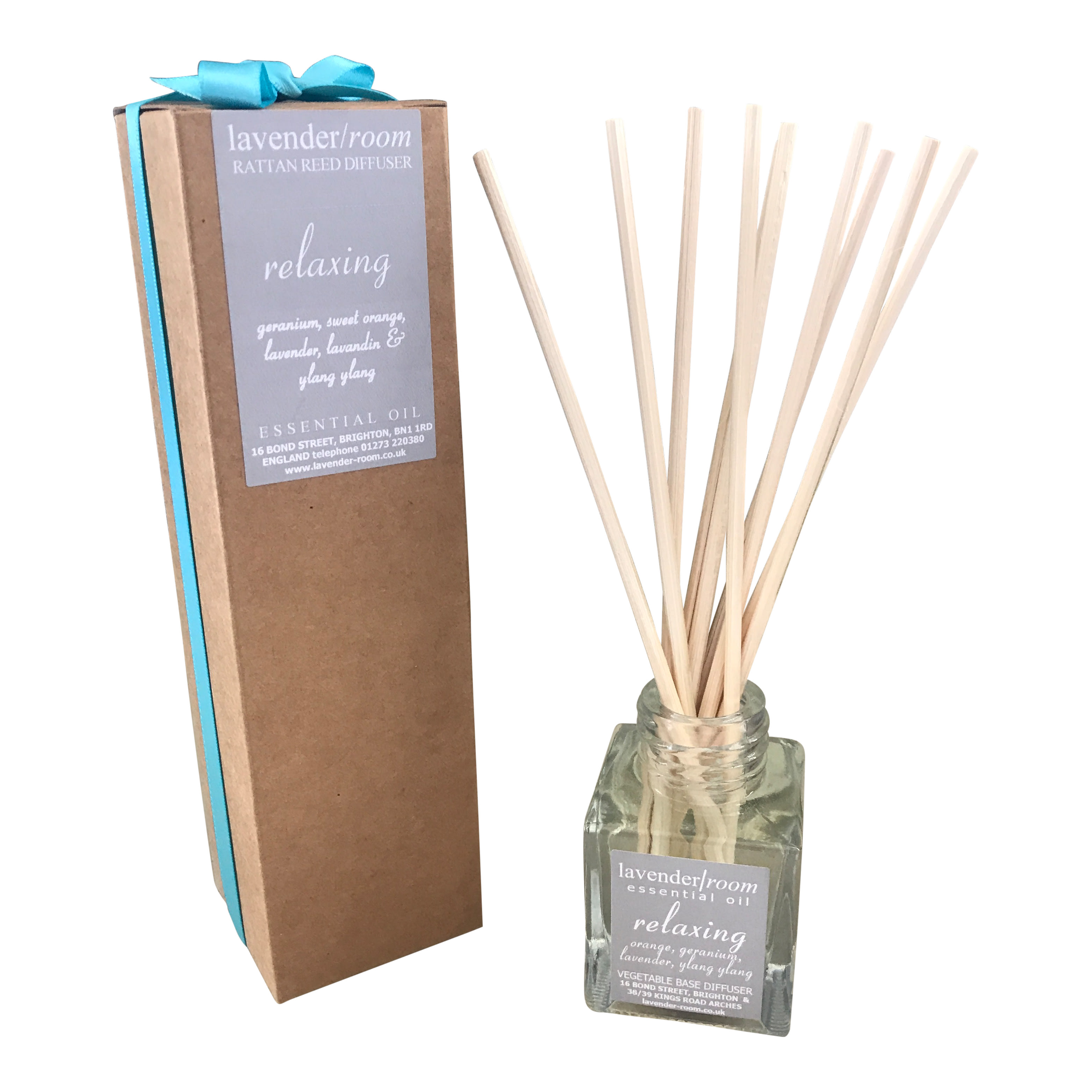 lavender room Rattan Reed Diffuser 50ml