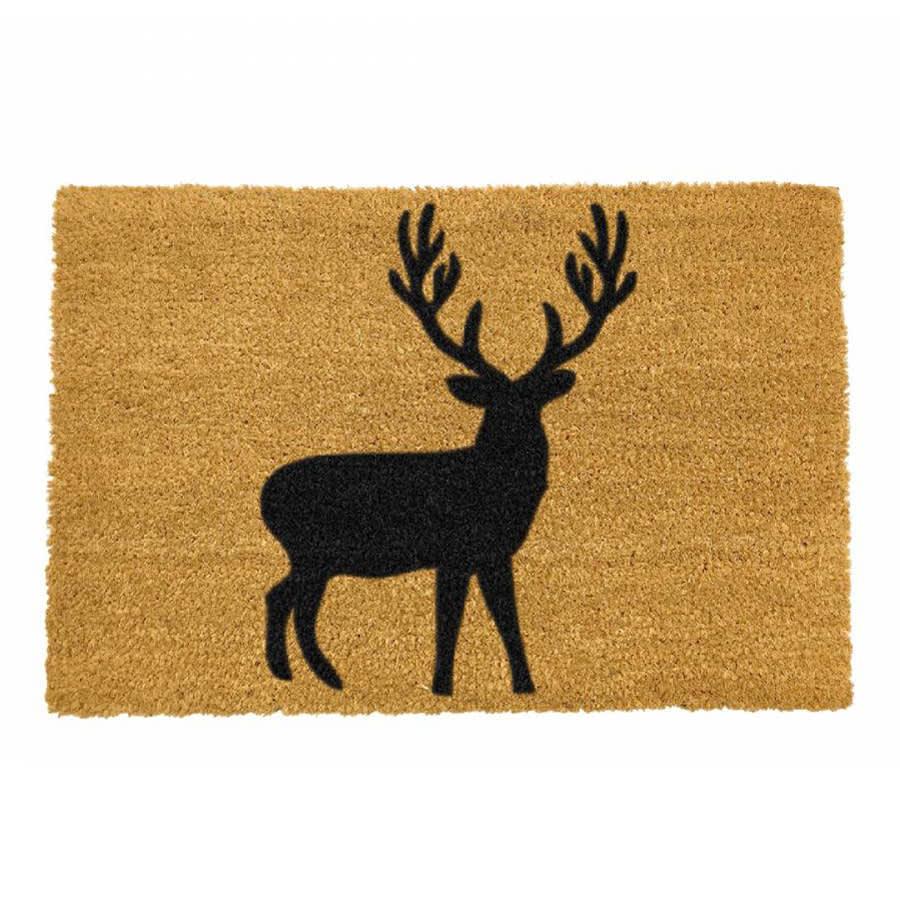 Artsy Stag Doormat