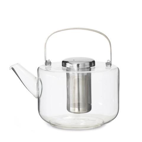 Viva Scandinavia 1 2L Bjorn Glass Teapot
