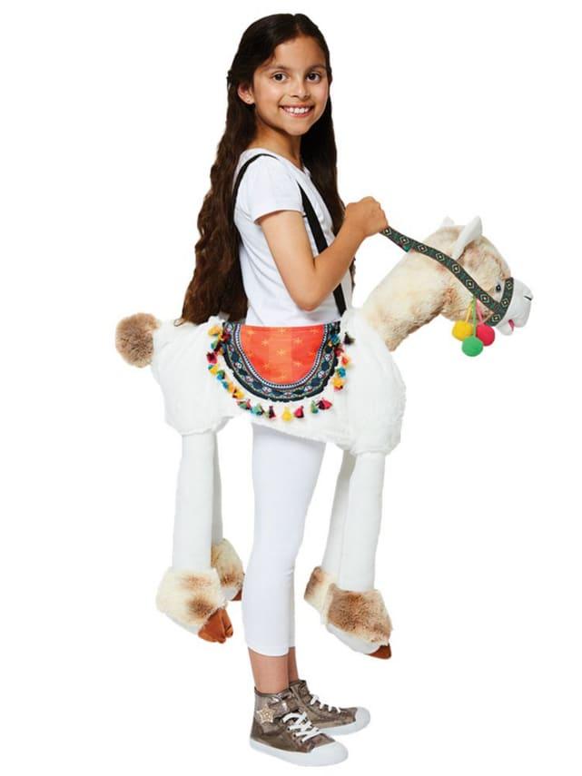 Lama Ride On Costume