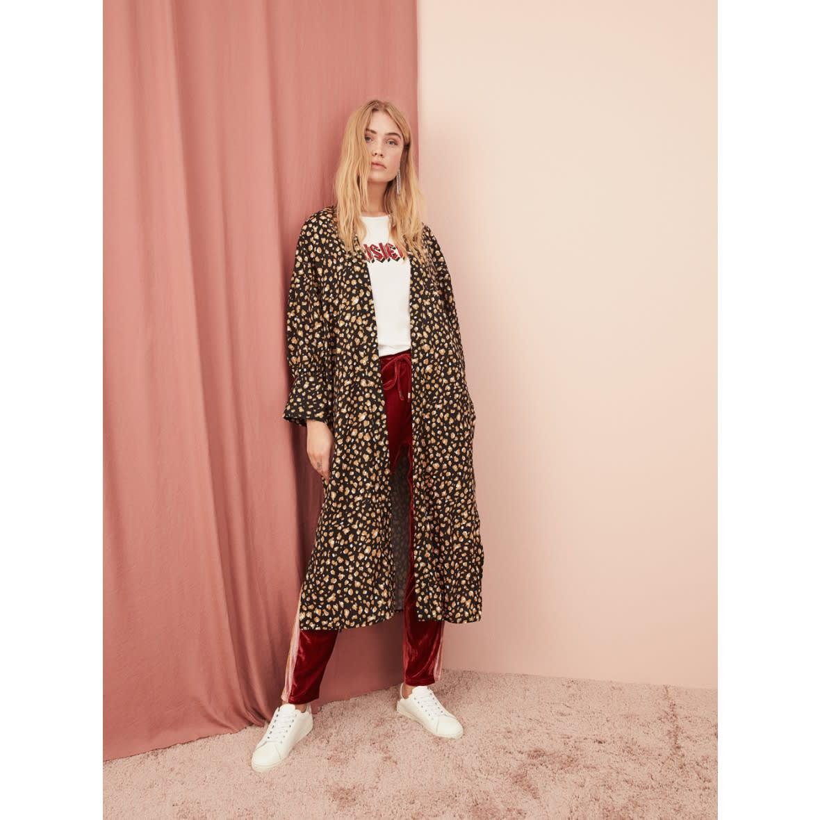 Sofie Schnoor Print Kimono