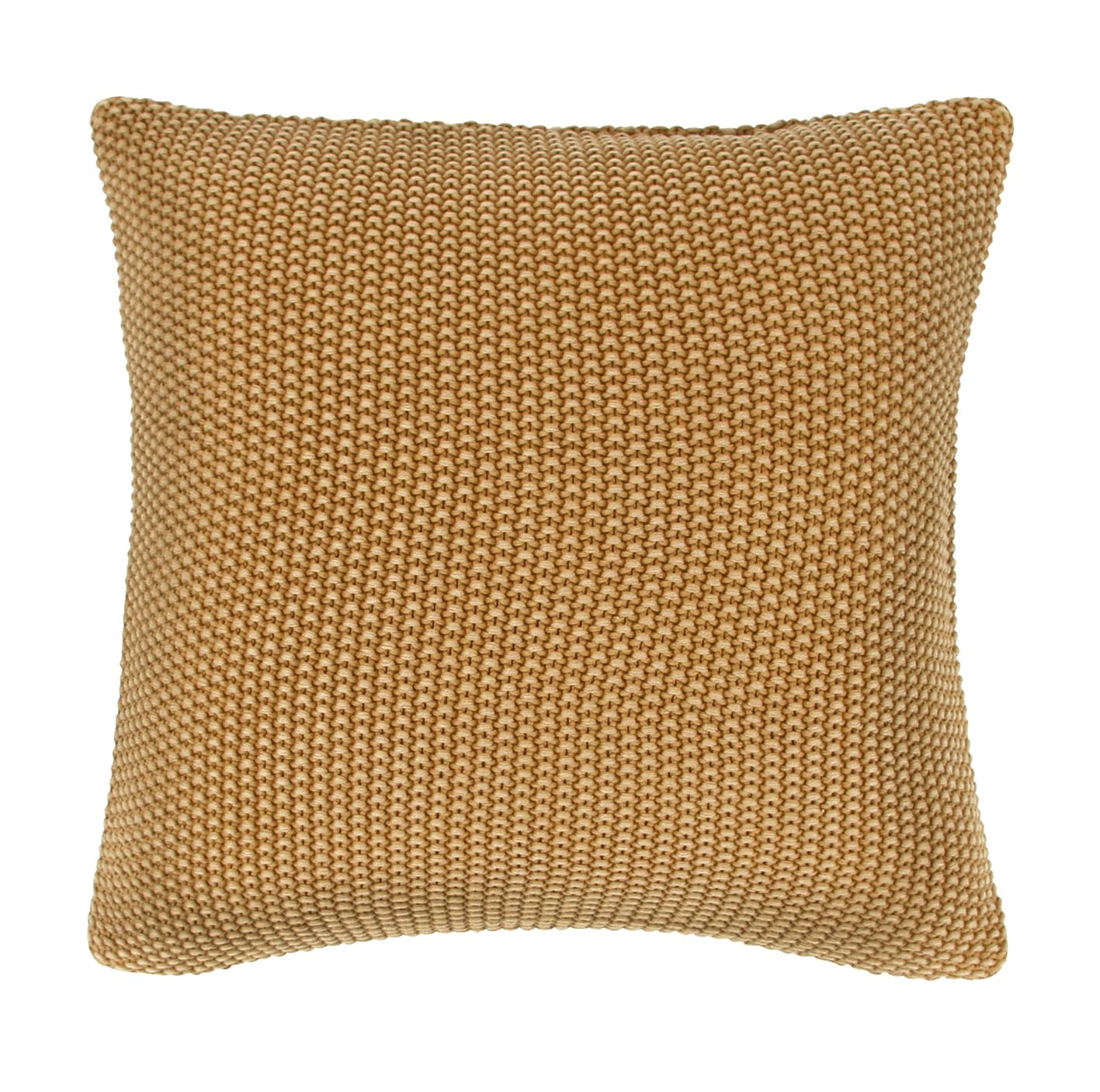 Wallace Cotton Wheat Louis Square Cushion Cover