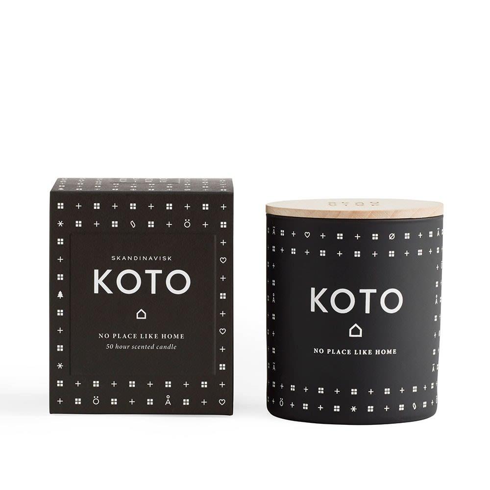 Skandinavisk Koto Scented Candle (Cosy Home)