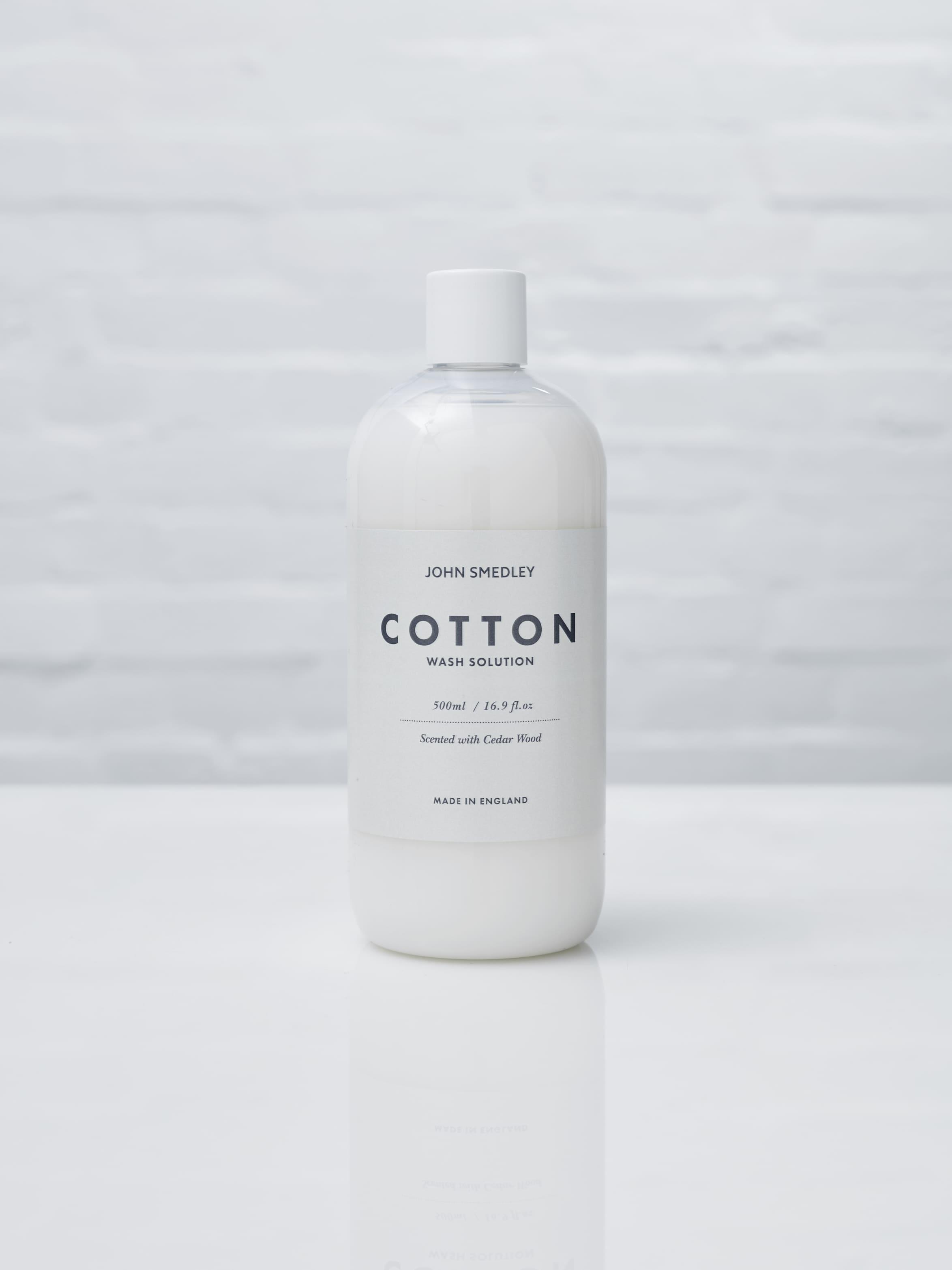 John Smedley Cotton Wash Solution