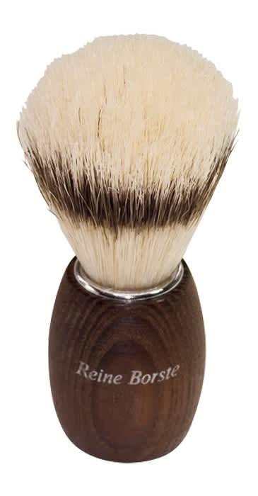 Redecker 9.5cm Wooden Shaving Brush With Bristle