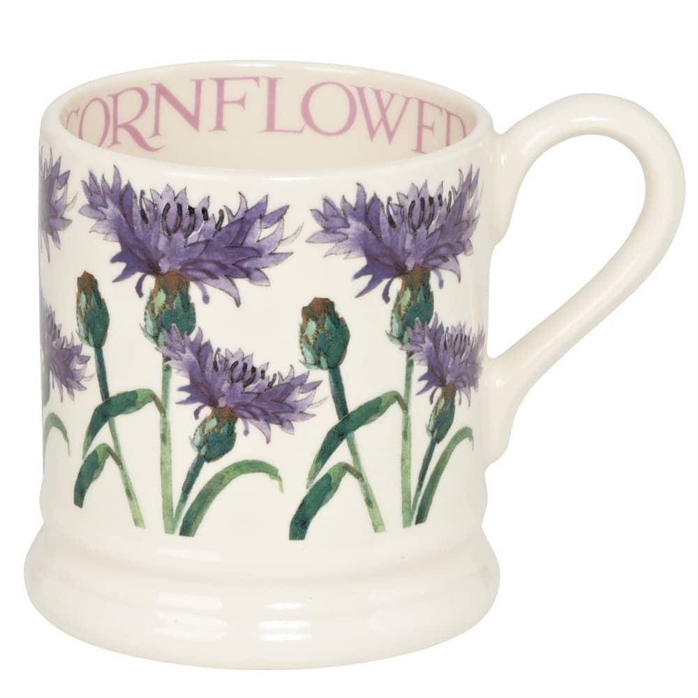 Emma Bridgewater Cornflower 1/2 Pint Mug