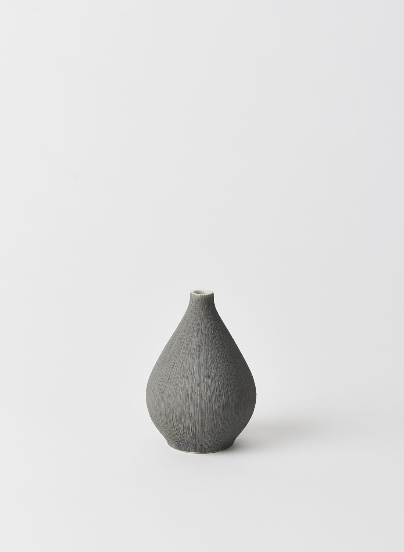 Lindform Grey Kobe Bud Vase