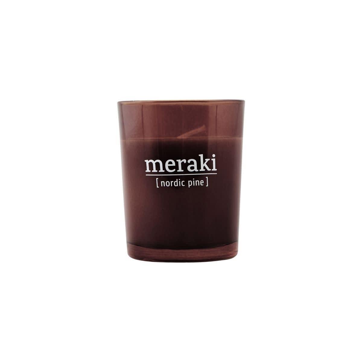 Meraki Small Nordic Pine Candle