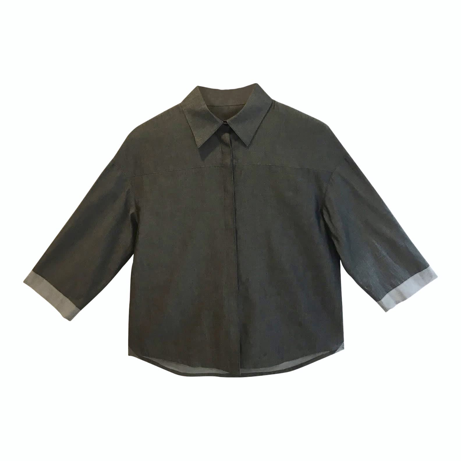AV London Crisp Cotton Shirt