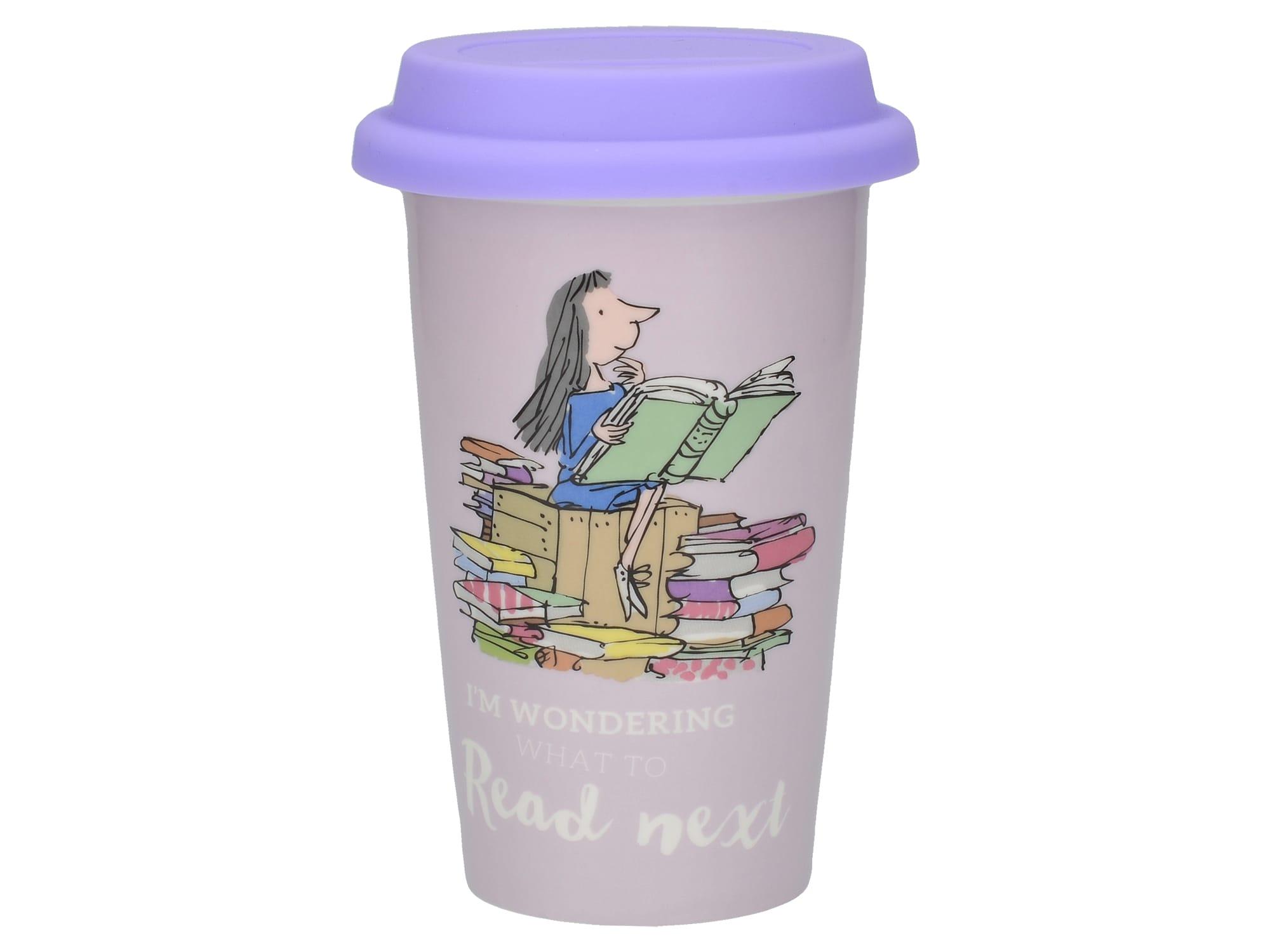 Creative tops Matilda Travel Mug With Embossed Lid