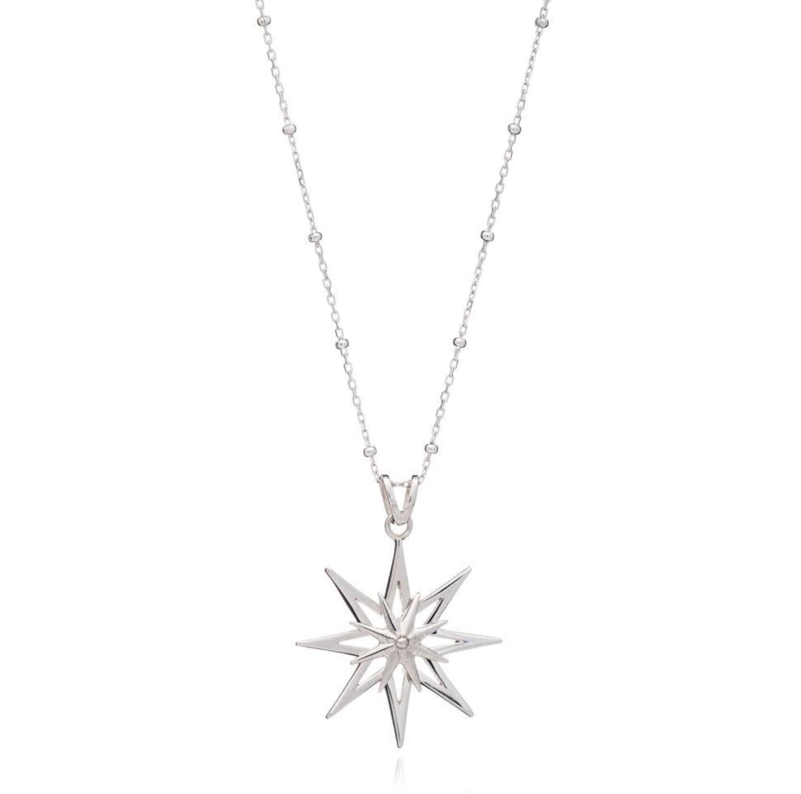 Rachel Jackson Rock Star Necklace silver
