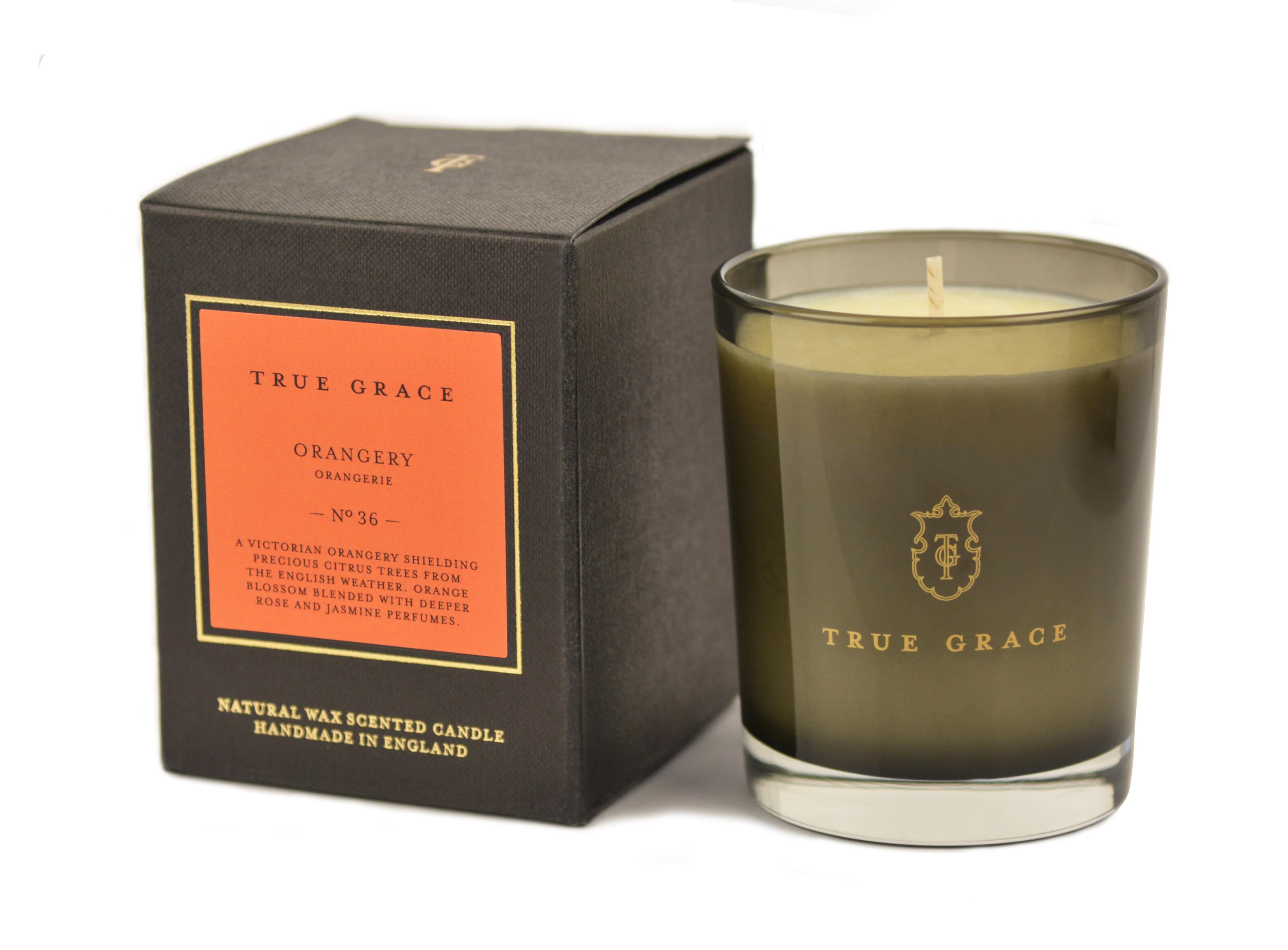 True Grace Orangery Candle