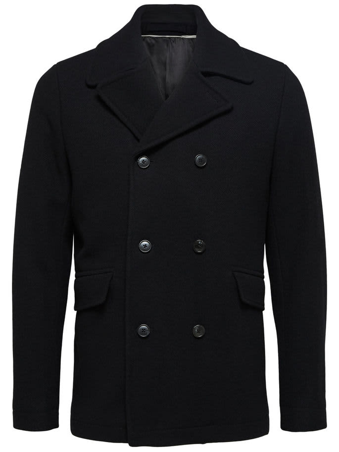Selected Homme New Mercer Pea Coat
