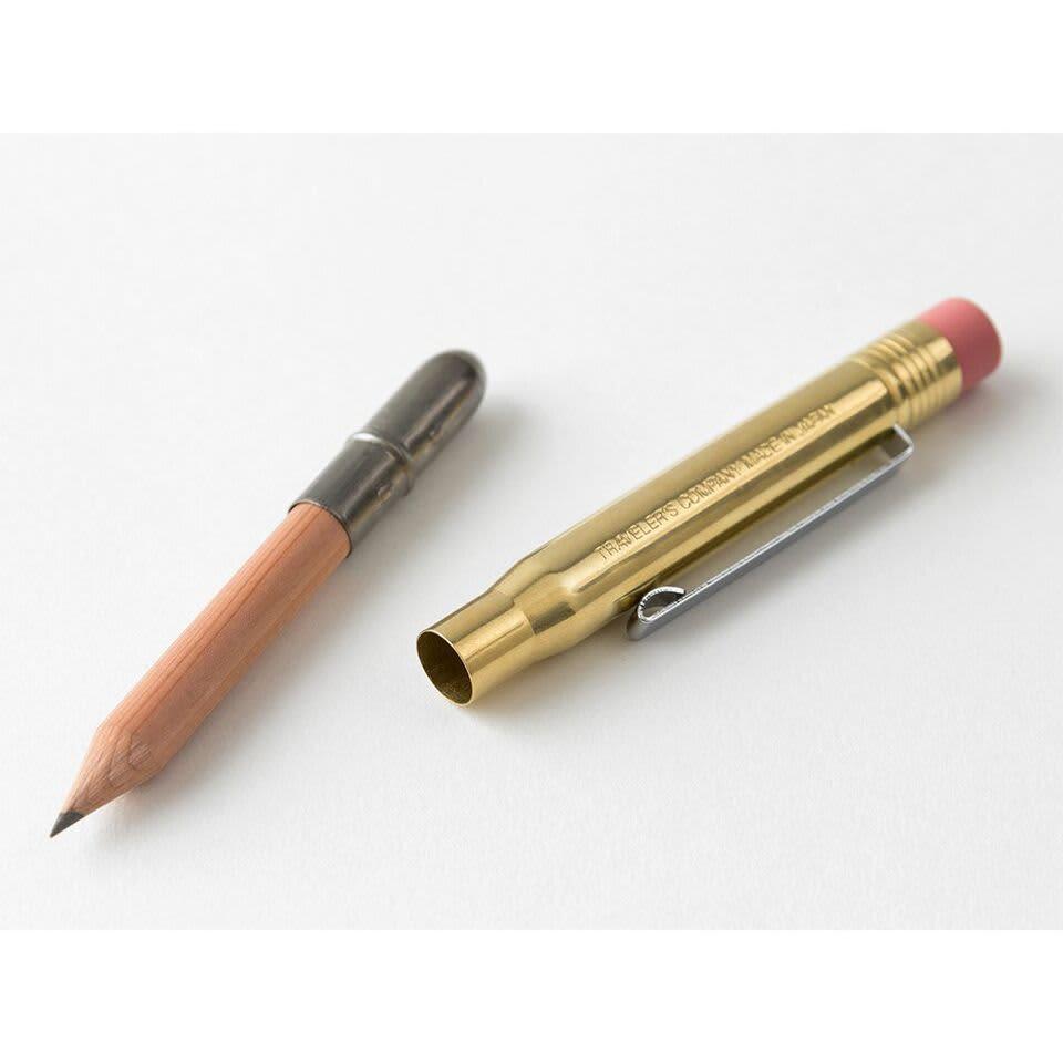Traveler's Company TRC TRAVELER'S Brass Pencil