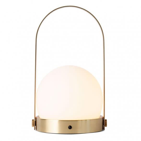 Menu Menu Carrie LED Lamp Brass