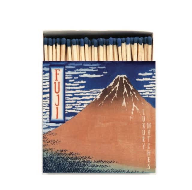 Archivist Mount Fuji Luxury Long Matches