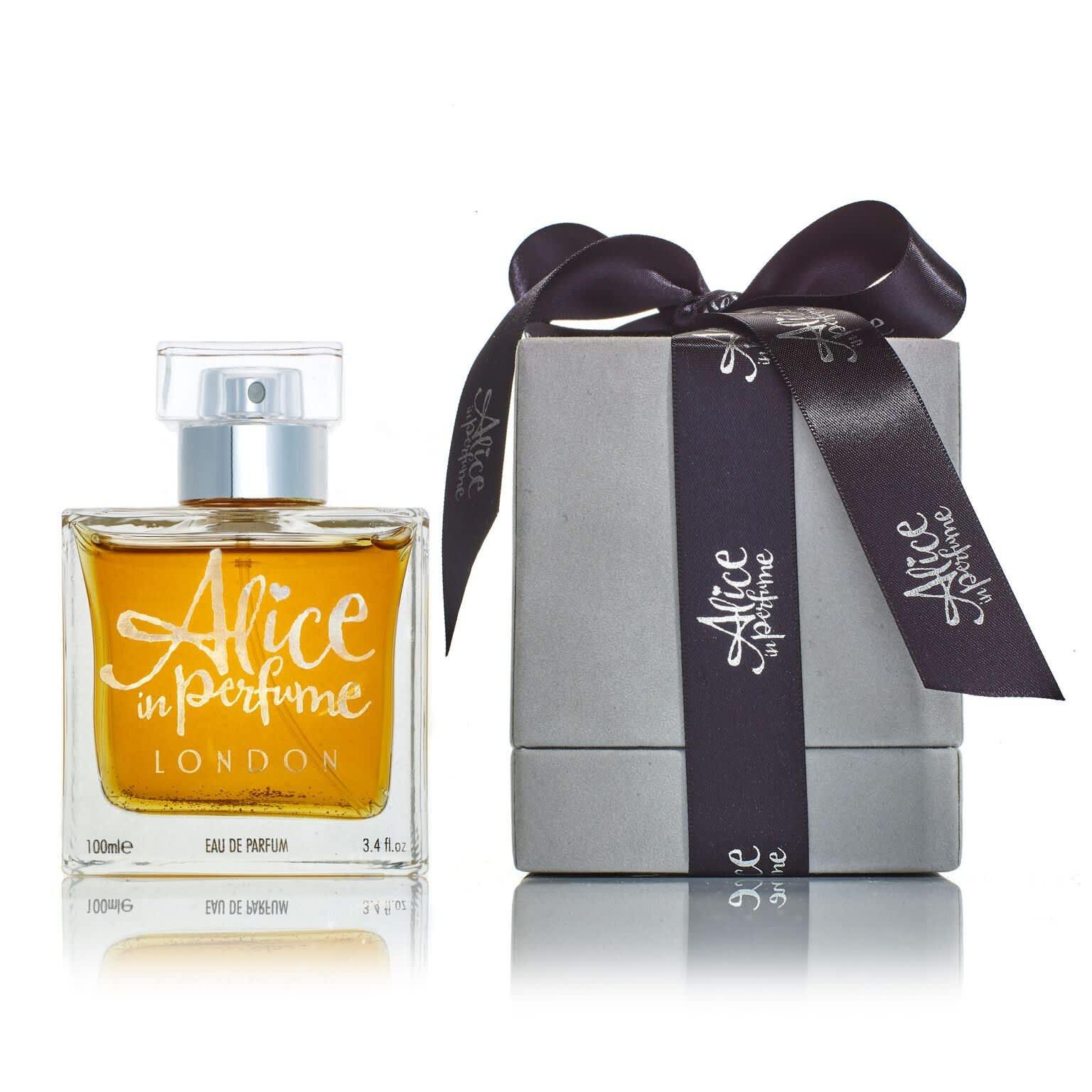 Alice in Perfume Vetiver Velvet Eau de Parfum 50ML