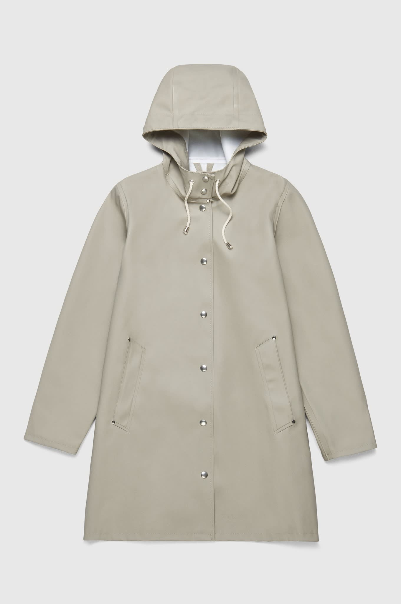 Stutterheim  Mosebacke Potato Womens Raincoat