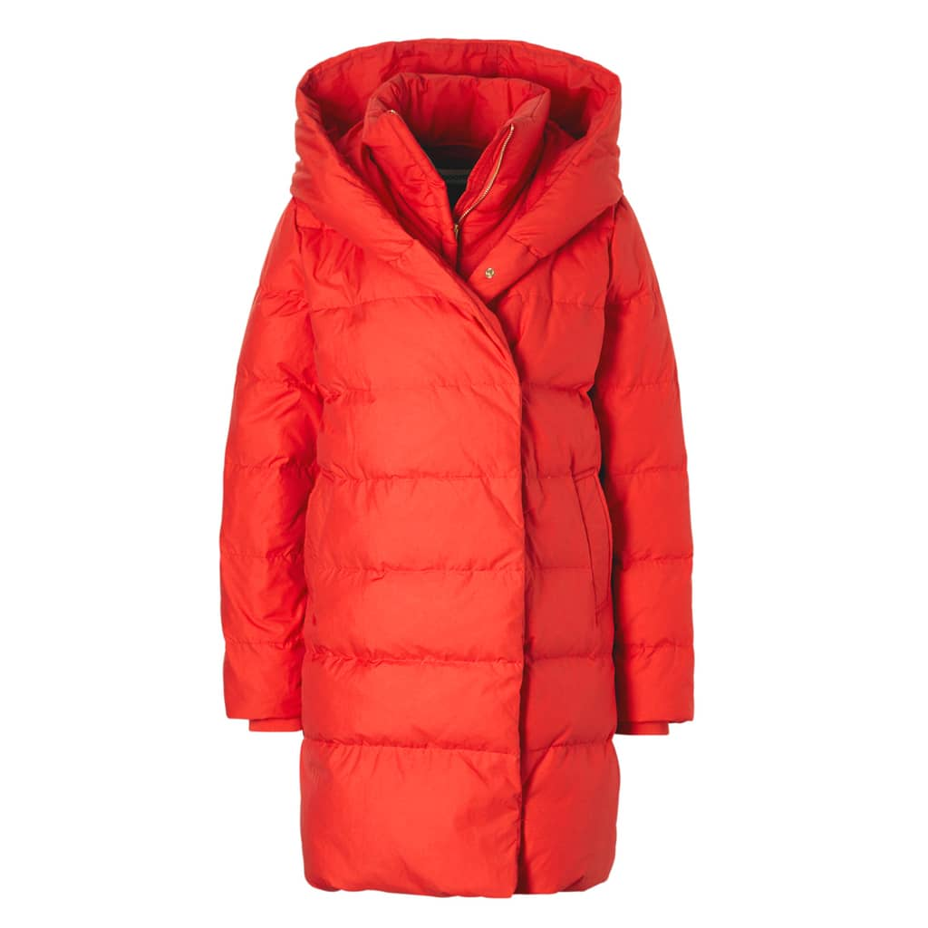 Spoom Red Bena Down Coat