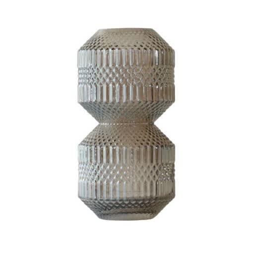 Specktrum Champagne Stacked Roaring Vase