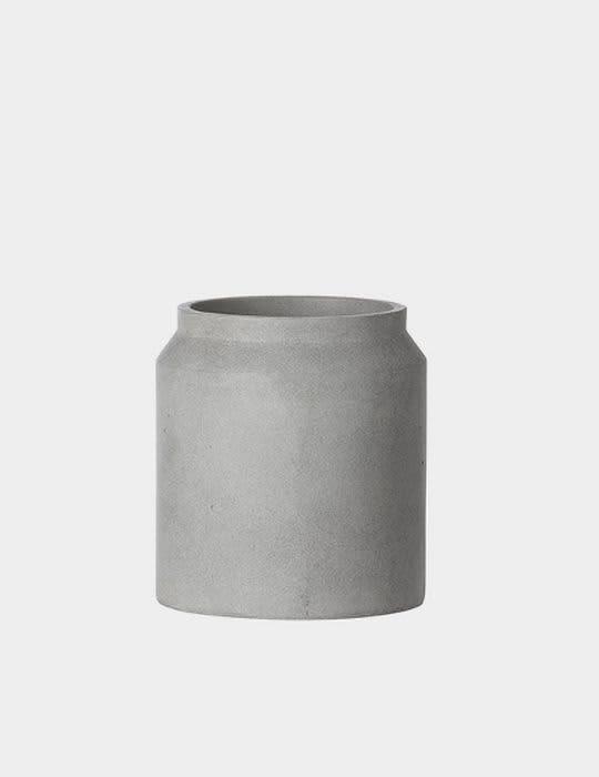 Ferm Living Small Light Grey Pot