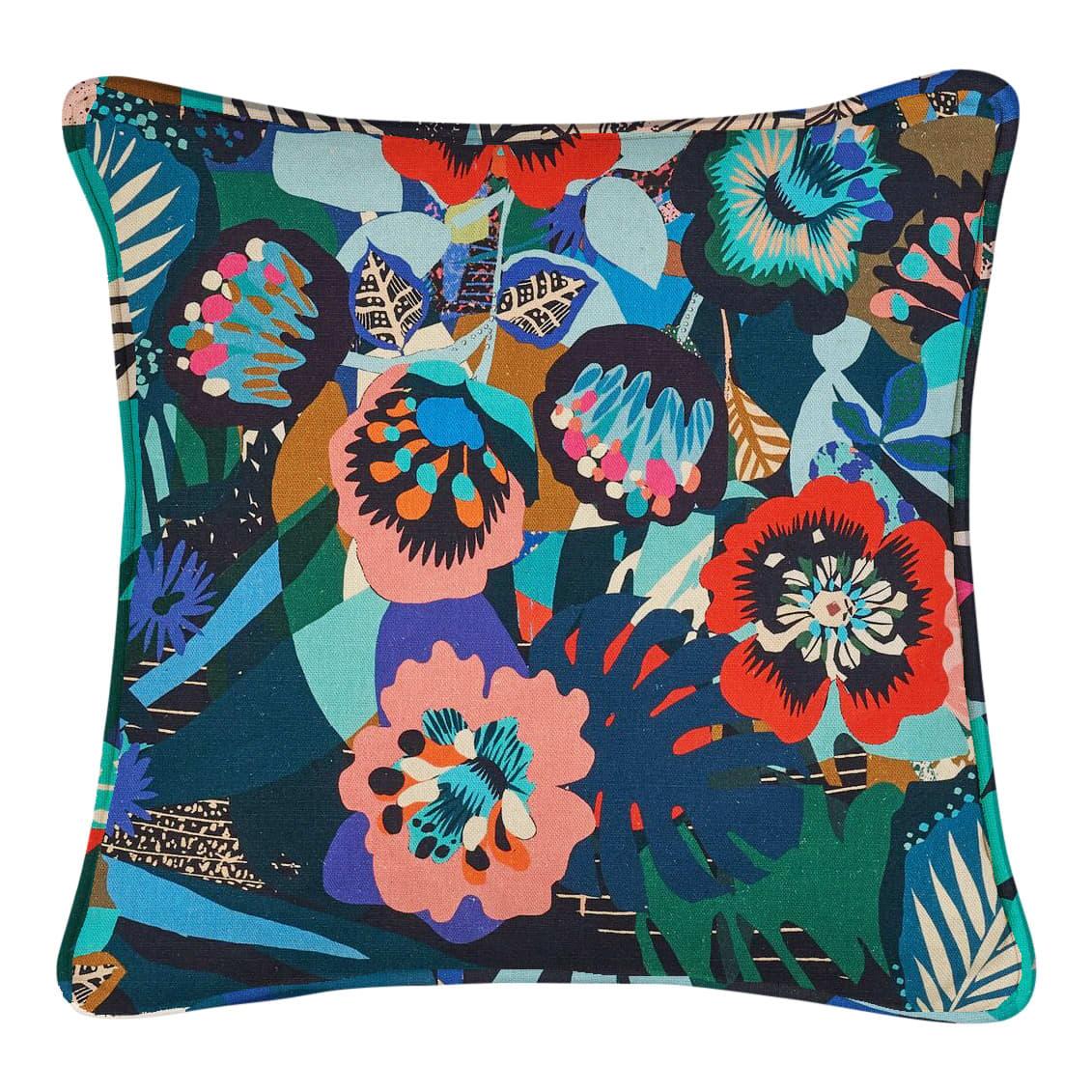 Kitty McCall Kyoto Midnight Cushion