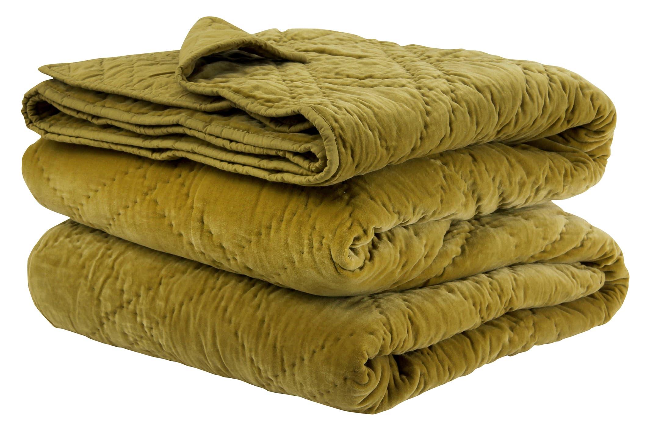 Wallace Cotton Mansion Velvet Bedspread Medium