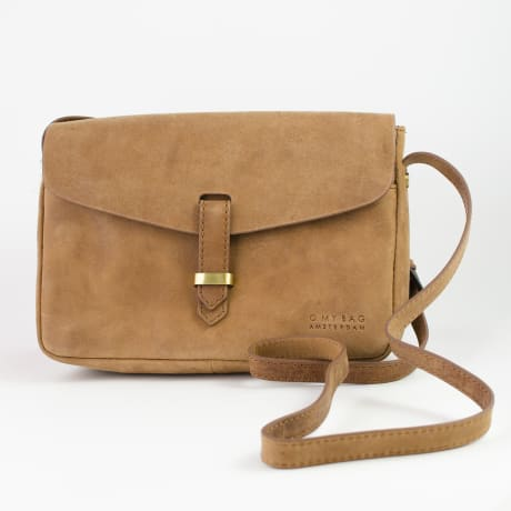1f512e0cfaf3 O My Bag Midi Tan Ally Bag