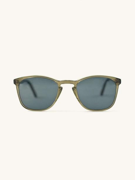 Trouva  Xaloc Green Sunglasses 9286a7bfb4