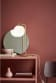 Nordlux Lighting Grant, Brass & Opal White Glass Table Lamp