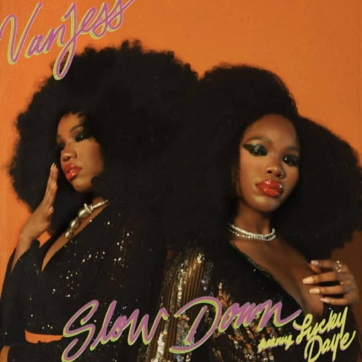 "VanJess & Lucky Daye's ""Slow Down"" on Spotify's New Music Friday"