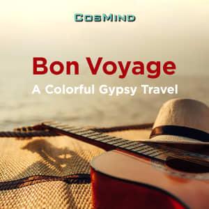 Bon Voyage - A Colorful Gypsy Travel