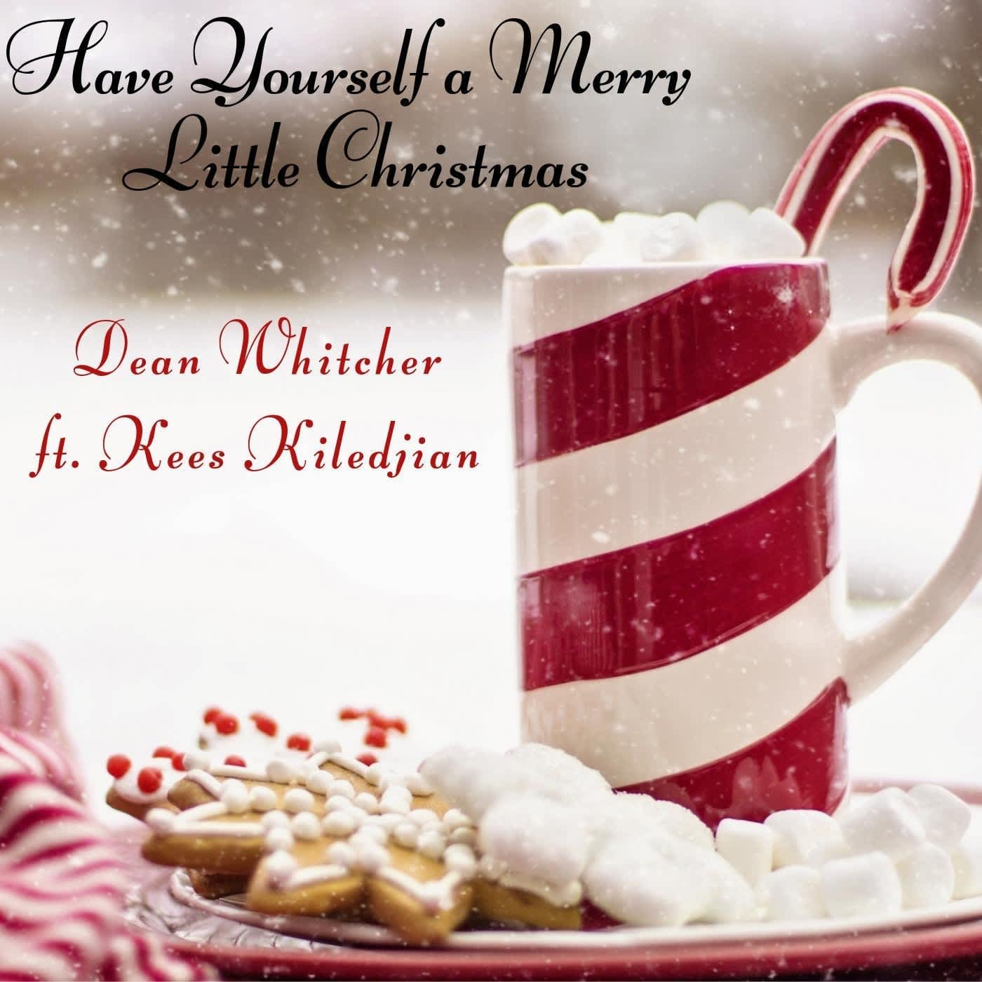 Have Yourself a Merry Little Christmas (feat. Kees Kiledjian)